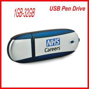 China OEM Plastic USB Pen Drive on sale