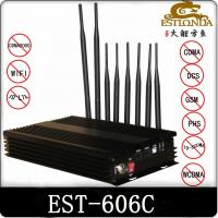 33dBm Cell Phone Signal Jammer / Scrambler Computer Remote Contro Manufactures
