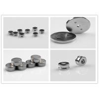 Strong Permanent Small Sintered Neodymium Magnets With Radial Magnetized Manufactures