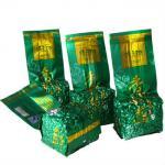 0.05mm - 0.14mm Green Vacuum Seal Tea Packaging Bags , Biodegradable Manufactures