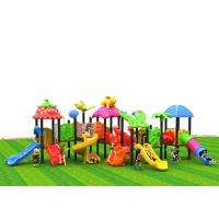 Home Style Outspace Kids Outdoor Plastic Slide Spiral Slide 1.4 Meter Manufactures