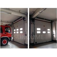 High Speed Industrial Sectional Doors Safe 40mm Insulated Sandwich Panel Manufactures