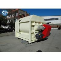High Efficiency Dry Mortar Mixer Machine Carbon Steel Double Shaft Manufactures