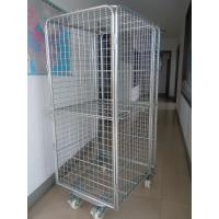 China SGL-CW07 High Performance Wire Mesh Pallet Cages ISO9001 Certification on sale