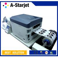 Cmyk Color A4 Size Roll To Roll Laser Label Printer High Solution Manufactures