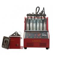 Electronic Fuel Injector Tester And Cleaner Machine 100W Ultrasonic Cleaner Power