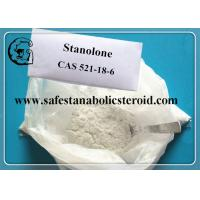 CAS 521-18-6 Oral Anabolic Steroids Raw Testosterone Powder Stanolone Dihydrotestosterone Manufactures