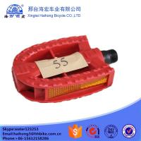 High pedaling efficiency bicycle pedal with DU bearing / strong waterproof bike pedals bmx Manufactures