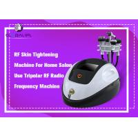 Portable Multifuction 5 In 1 RF Cavitation Slimming Machine 1 - 10J RF Intensity Manufactures
