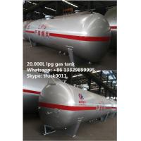 factory sale best price 8 metric tons bulk surface lpg gas storage tank, 20cbm surface lpg gas storage tank for sale Manufactures
