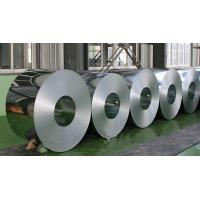 Cold Rolled Galvanized Steel Coil For Internal Applications Manufactures