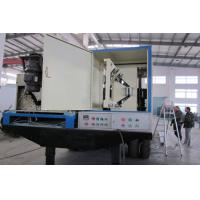 Automatic PLC Control No. 914-610 Type K Span Roll Forming Machine,Max Span 38 Meters Manufactures