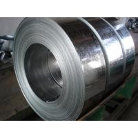 Zin-coated galvanized steel strip coil Manufactures