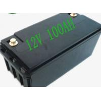HOT PROMOTION !!! 12V 100AH Lifepo4 Rechargeable Battery For Solar Energy Manufactures