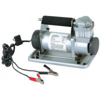 Silver Metal 12vdc Air Compressor Portable To Carry One Year Warranty Manufactures