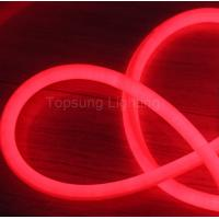 China New arrival red neon led round tube 100 led 24v on sale