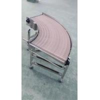 Buy cheap flat top chain conveyor;plastic chain conveyor;table top chain conveyor;drag conveyor manufacturer in China from wholesalers