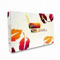Promotional Carrier Bag, Suitable for Shopping and Gifts, OEM Orders Accepted Manufactures
