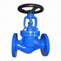 DIN Cast Steel Globe Valve, Handwheel Operating Manufactures