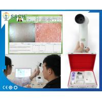 China Facial Skin Moisture Analyzer Machine Skin Scope Analyzer Multi Function and Security on sale