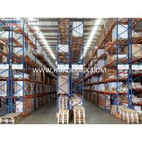 Buy cheap Heavy Duty Storage Pallet Rack Shelving Anti Rust Easy Assemble For Warehouse from wholesalers