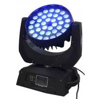 Promotional High Power 36*15w Moving Head Beam Light 5 In 1 Rgbwa Dmx Zoom Manufactures
