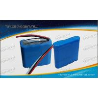 14.8V 2.8Ah Lithium Ion Rechargeable Batteries For Medical Rehabilitation Instrument Manufactures
