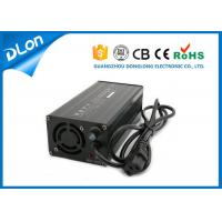 24V electric scooter charger 12ah 20ah 35ah 55ah 75ah smart chargers automactic charger with ce&rohs approved Manufactures