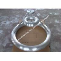 China High Voltage Bushing Aluminium Corona Rings With Strong Ability Of Impulse Withstand on sale