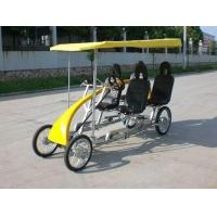 4-wheel Electric Fun Bicycle Manufactures