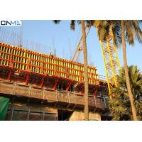 Crane Jump Form Formwork System Simple Moving Any Shape / Height Available Manufactures