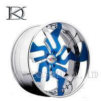 Buy cheap Auto T6061 Aluminum Forged Wheels Deep LipWheels 16 Inch - 22 Inch from wholesalers