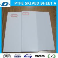 Delong  and plastic ptfe virgin sheet Manufactures