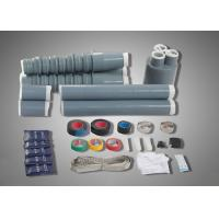 Silicon Rubber Cold Shrink Termination Kit / Cold Shrink Tubing High Voltage Manufactures