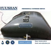 Fuushan Stylish Eco-Friendly Flexible Durable Movable Strong Collapsible Poly Ethylene Storage Water Tank For Manufactures