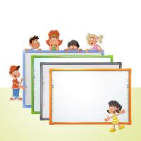 China office&school magnetic aluminum framed dry erase board interactive whiteboard on sale