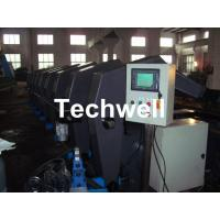 High-tech Hydraulic CNC Slitter and Folder Machine For 0.3 - 1.5mm Thickness Manufactures