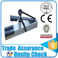 Buy cheap Wet / Dry Fabric Friction Color Fastness Textile Testing Equipment 610 x 210 x 300 mm from wholesalers