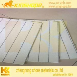 China nonwoven stripe insole board on sale