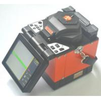 China Telecommunication Fusion Splicing Machine 9s Splicing Time For Joining Two Optical Fibers on sale