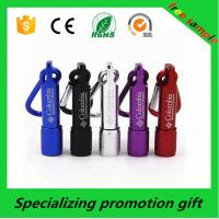 Electronic Promotional Products Mini Keychain Led Flashlight / Torch Manufactures