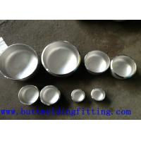 SCH10 Inconel 690 steel pipe round end cap Butt Weld Fittings Female Connection Manufactures