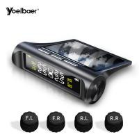 Wireless TPMS Tyre Pressure Monitoring System Solar Energy To Get Electricity Manufactures