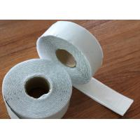 Customized 2mm Butyl Rubber Sealing Tape Roll White Pad Release Paper Surface Manufactures