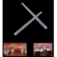 Anti-erosion Straight Fiber Post Dental Endodontic Instruments, Gutta Percha Points Manufactures