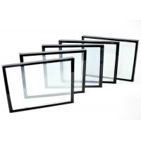 Reflective Double Low E Glass Panels Corrosion Resistance Long Life Time Manufactures