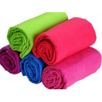 China Sun Shine good quality fast dry and light weight microfiber sport towel on sale
