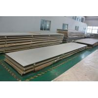 JIS Hot Rolled Stainless Steel Plate Bao Steel For Chemical Industry Manufactures