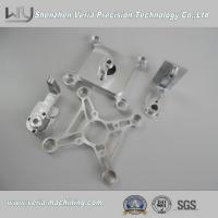 Precision CNC Aluminum Machined Part / CNC Machining Part Uav Component for Aerospace Manufactures