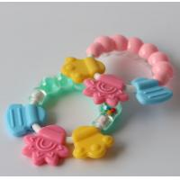 new item new custom silicone baby teether accept small order